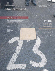 January/February/March 2009 Cover