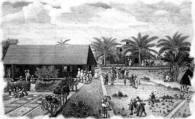 St. Croix mission station