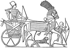 Chariots of iron